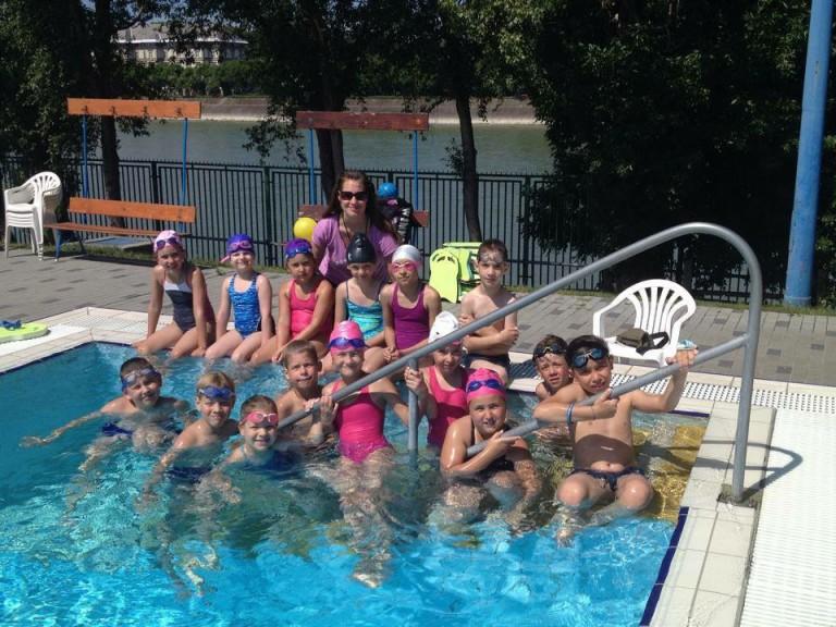 Úszás Oktatás