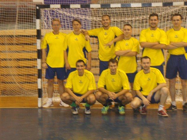 Terembajnokság 2012-2013