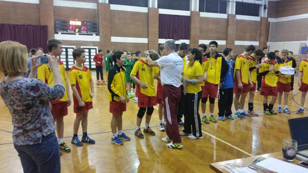 U14 – Tromos Kupa