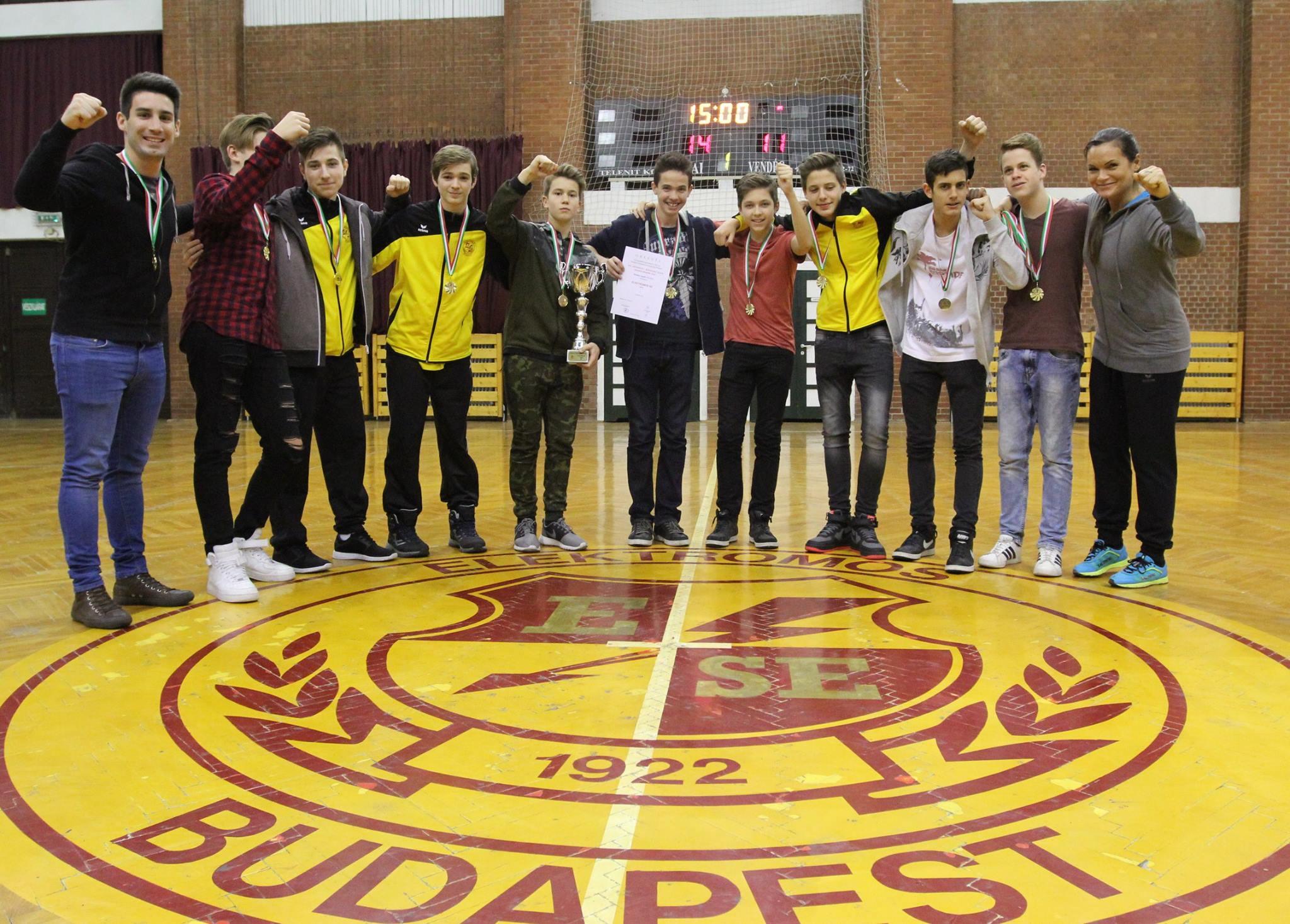 U14 – 2015 Ferenczy Kupa