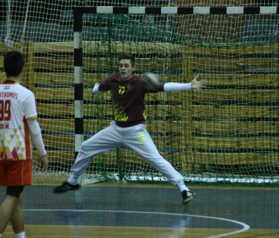 ESE-Hort NB II. junior mérkőzés képei