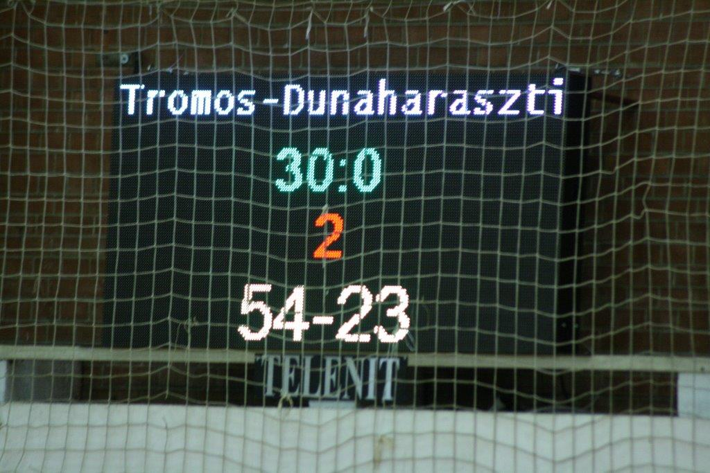 ESE-Dunaharaszti NB II. junior mérkőzés képei