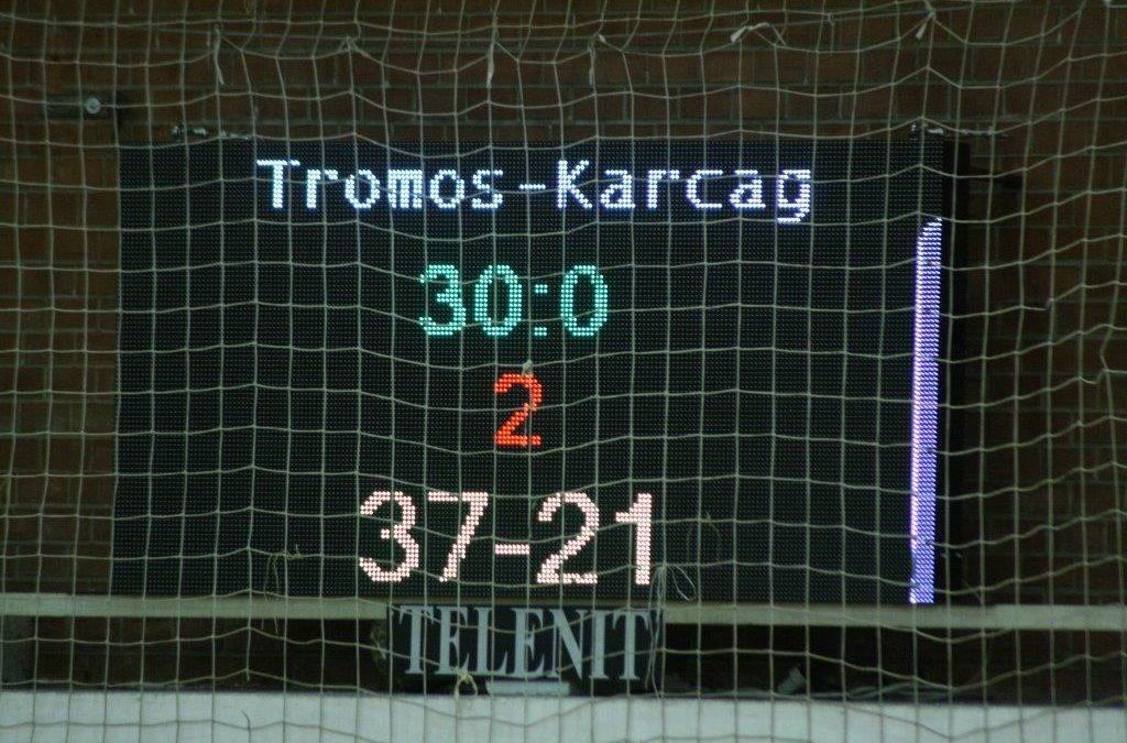 ESE-Karcag NB II. junior mérkőzés képei