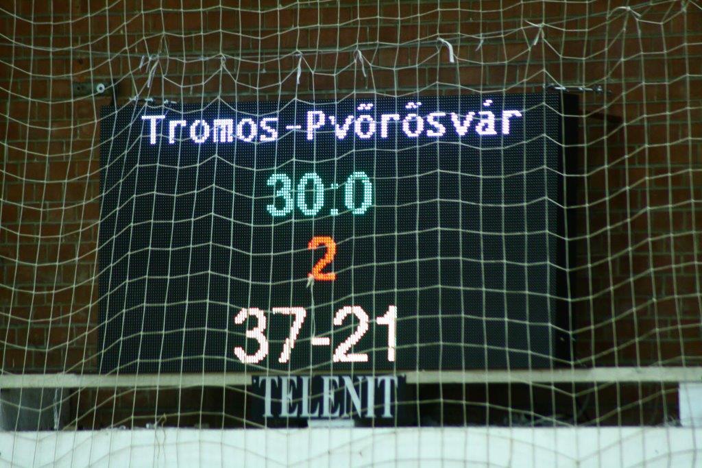 ESE-Pilisvörösvár NBII. junior mérkőzés képei
