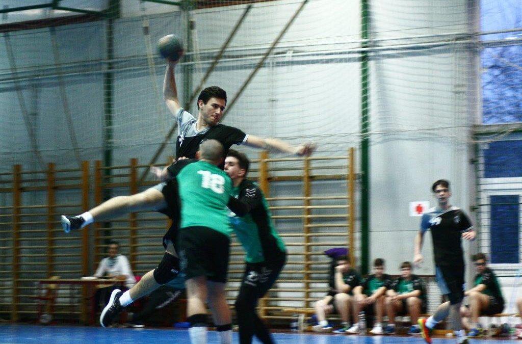 ESE-Hort NBII. junior mérkőzés képei