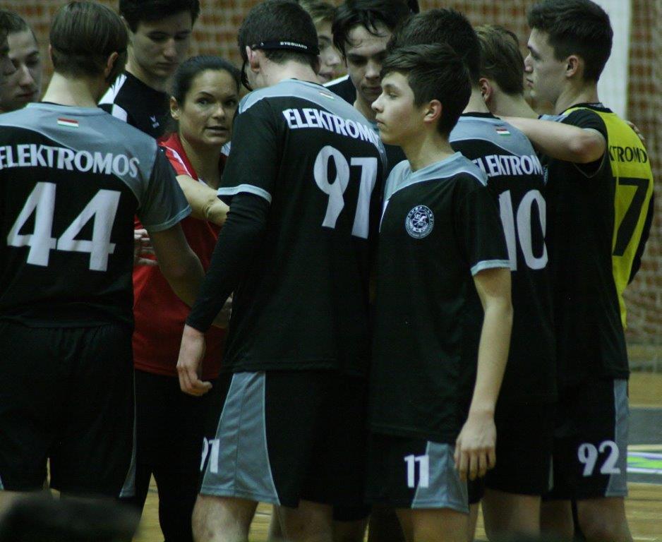 ESE-Győr OSB mérkőzés képei
