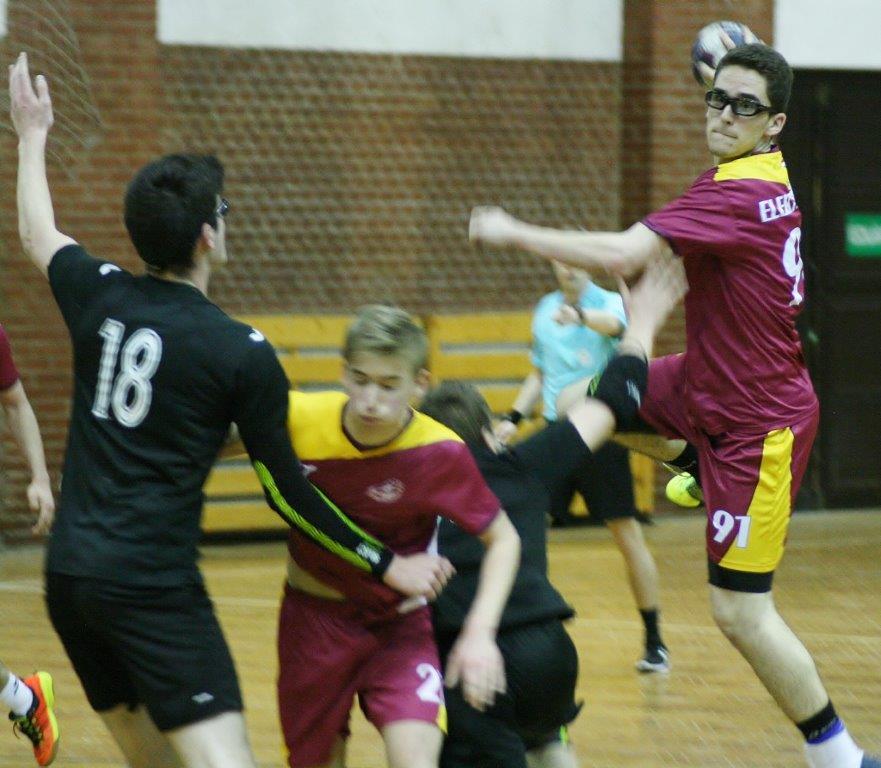 ESE-MAFC NBII. junior mérkőzés képei