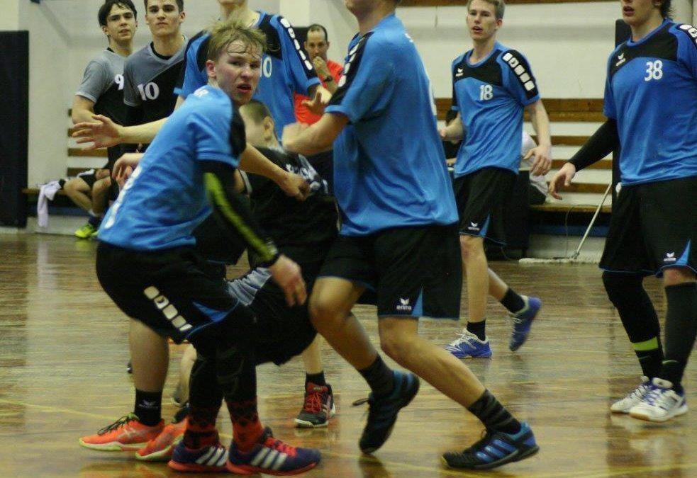 Solymár-ESE NBII. junior mérkőzés képei
